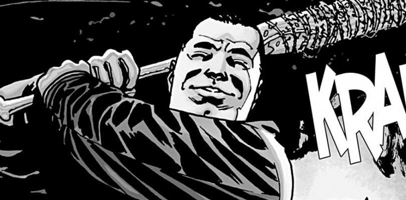 The Walking Dead ya ha encontrado a su Negan