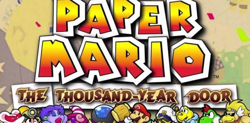 Posible filtración de un nuevo Paper Mario para 3DS