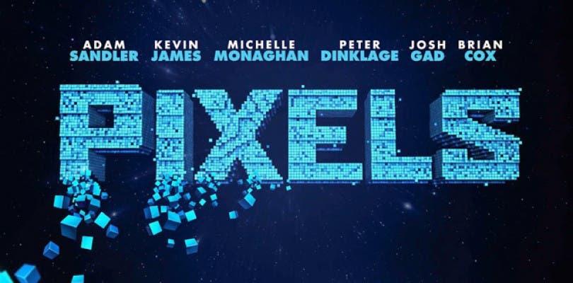 Sony Pictures muestra el teaser del tráiler de Píxels