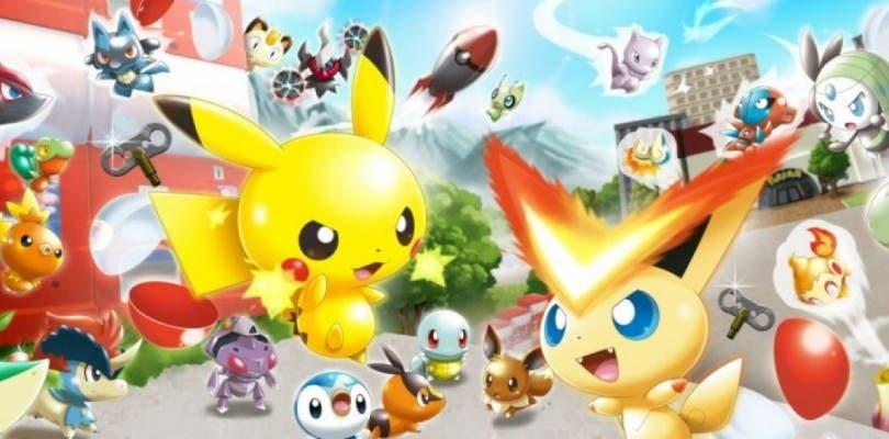 Pokémon Rumble World es el nuevo dominio web registrado por Nintendo