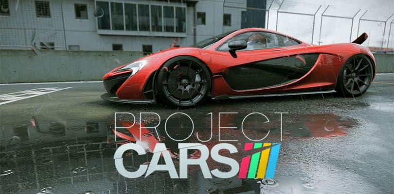 Project Cars no tiene previsto salir en Nintendo Switch