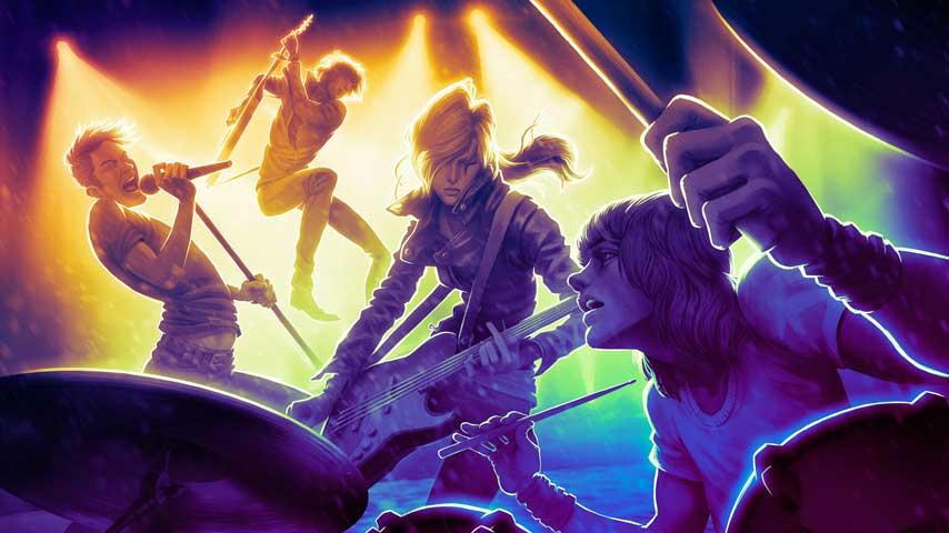 Imagen de Van Halen aterriza en Rock Band 4