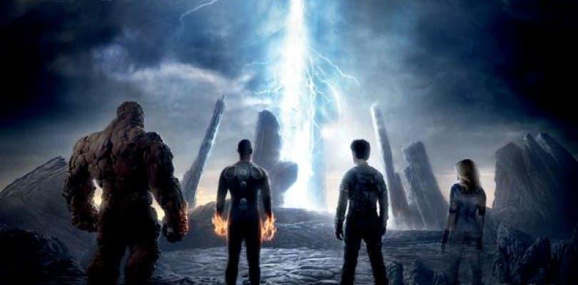 Revelado un póster de la nueva película de Los Cuatro Fantásticos
