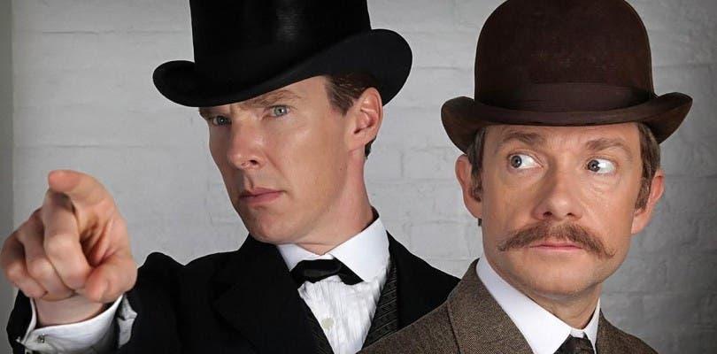 El especial de Sherlock se podrá ver en algunos cines y primer avance