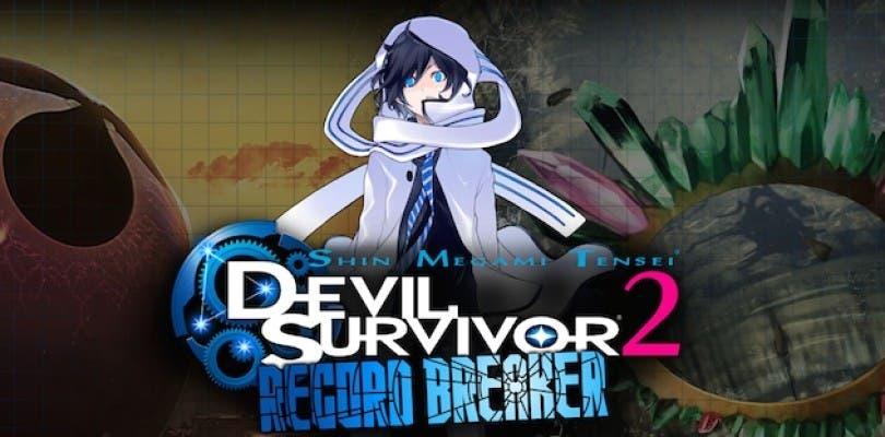 Ya conocemos el lanzamiento de Devil Survivor 2: Record Breaker en Europa