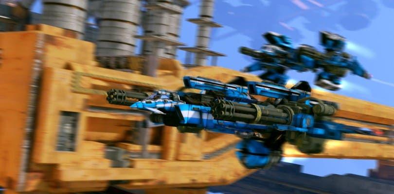 Strike Vector EX se une a la next-gen