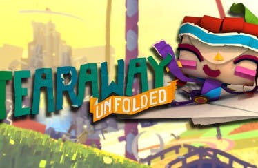 Tearaway Unfolded muestra en 15 minutos como revoluciona la forma de jugar