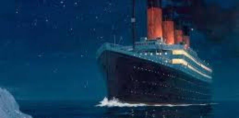 Se ha recreado el hundimiento del Titanic con Unreal Engine 4