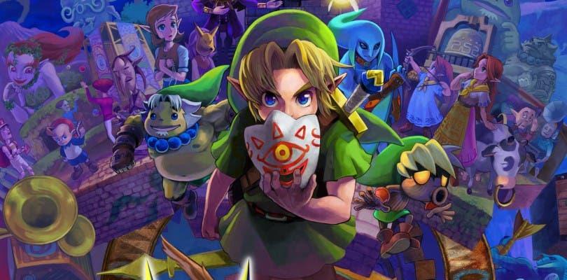La banda sonora oficial de The Legend of Zelda: Majora's Mask 3D llega al mercado