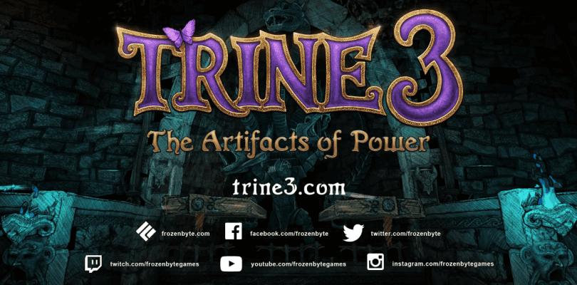 Trine 3: The Artifacts of Power llegará a PlayStation 4 por Navidad