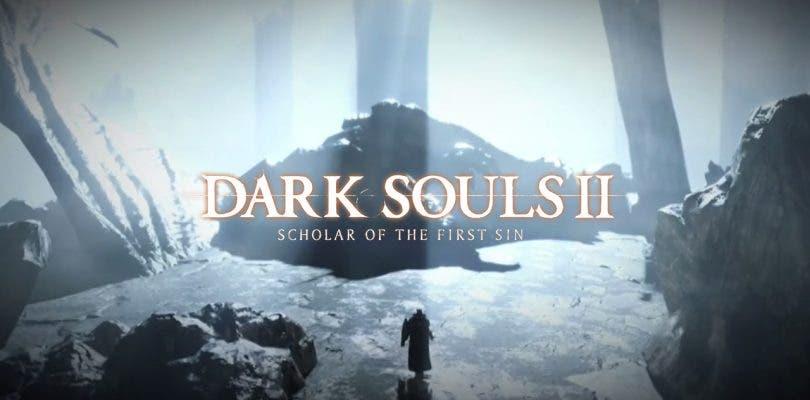 Dark Souls II: Scholar of the First Sin se adelanta en Europa
