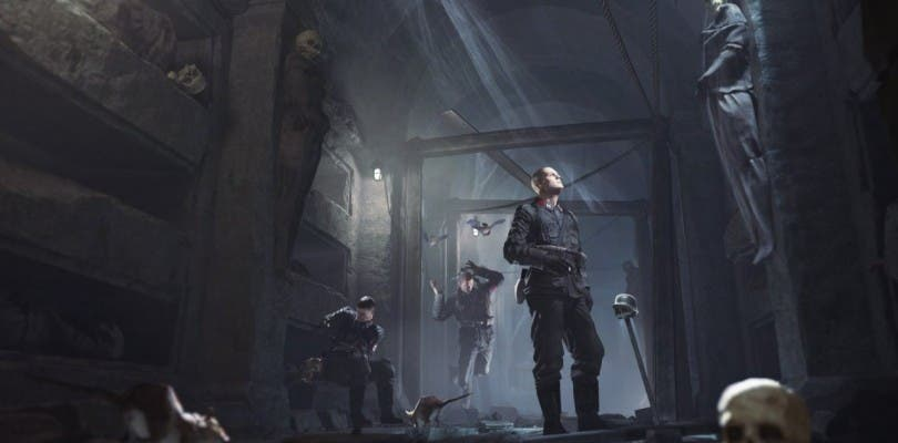 Wolfenstein: The Old Blood retrasa su versión física hasta el 15 de mayo