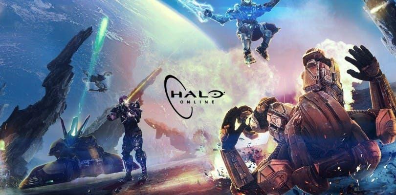 Se revela el primer tráiler de Halo Online