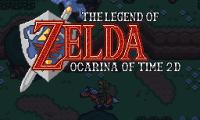 The Legend of Zelda: Ocarina of Time en 2D