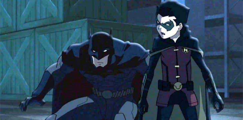 Talon y Robin protagonizan el nuevo clip de Batman Vs. Robin