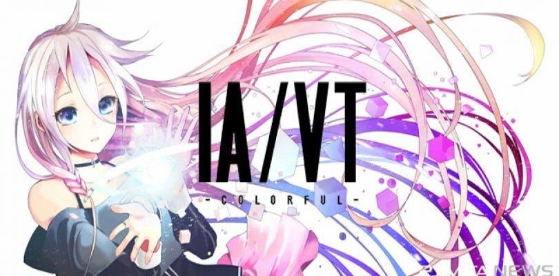 Se muestra el primer tráiler de IA/VT Colorful para PlayStation Vita