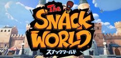 Level 5 anuncia la nueva IP The Snack World