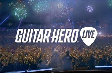 Más de 30 minutos en vídeo sobre el nuevo Guitar Hero Live