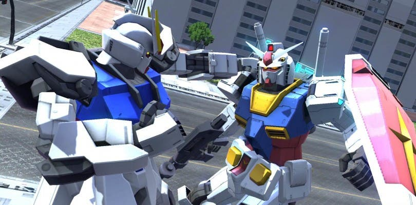 Anunciada fecha europea de Mobile Suit Gundam Extreme VS-Force