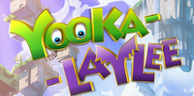 Se muestra un pequeño adelanto de la música de Yooka-Laylee