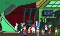 Primeras imágenes de Futurama: The Aventure Game