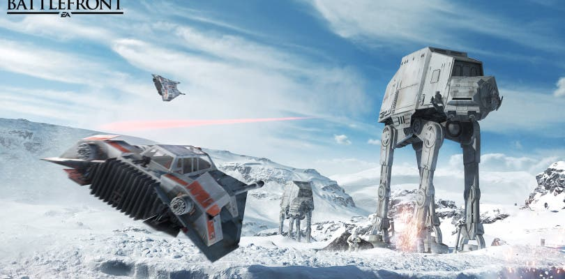 Nuevas imágenes y detalles de Star Wars: Battlefront