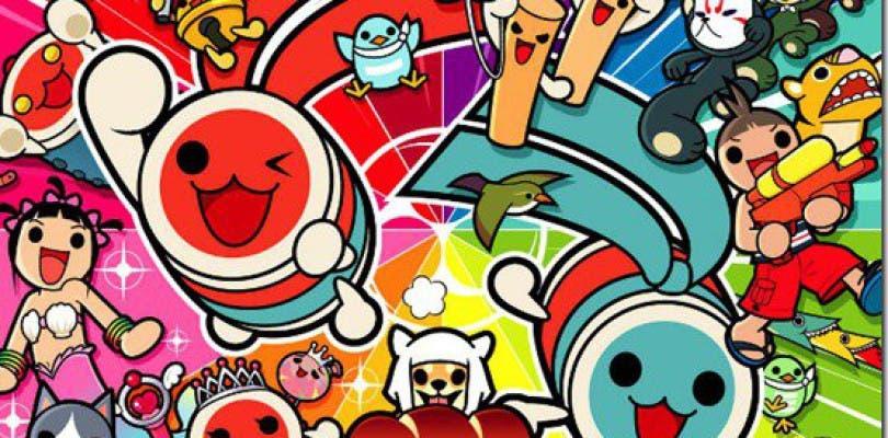 Primeras imágenes y temas confirmados de Taiko no Tatsujin: V Version para PlayStation Vita