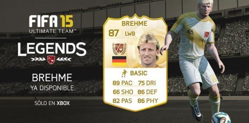 Andreas Brehme, nueva leyenda disponible en FIFA 15 Ultimate Team