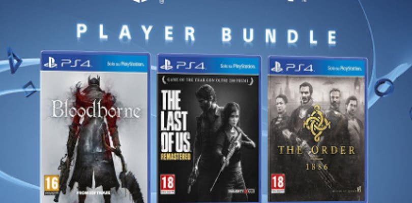 Amazon Italia filtra un pack de PlayStation 4 con Bloodborne, The Last of Us y The Order 1886