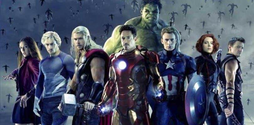Último adelanto de Vengadores: La era de Ultrón