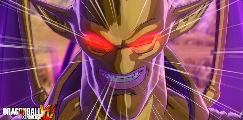 Ya disponible el segundo DLC de Dragon Ball Xenoverse en Xbox 360 y Xbox One