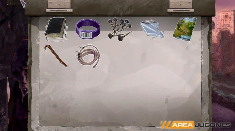 Saber conseguir y utilizar los objetos que nos brinda el Nuevo Mundo es clave para avanzar en la historia del juego.