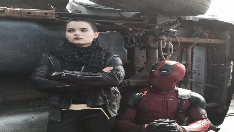 Deadpool rodaje