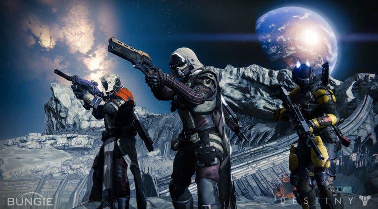 Imagen de Destiny permitirá mostrar el casco en la torre