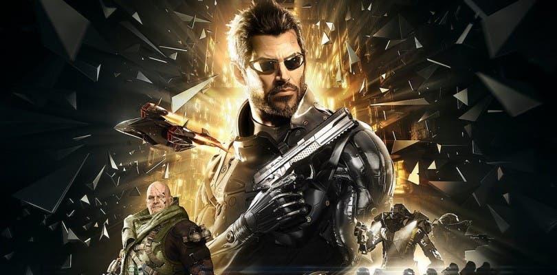 Reveladas las caratulas para Deus Ex: Mankind Divided
