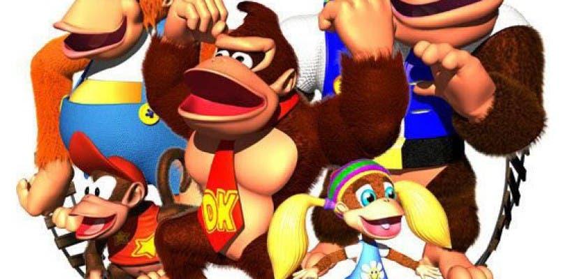 Donkey Kong 64 ya está disponible en la consola virtual de Wii U