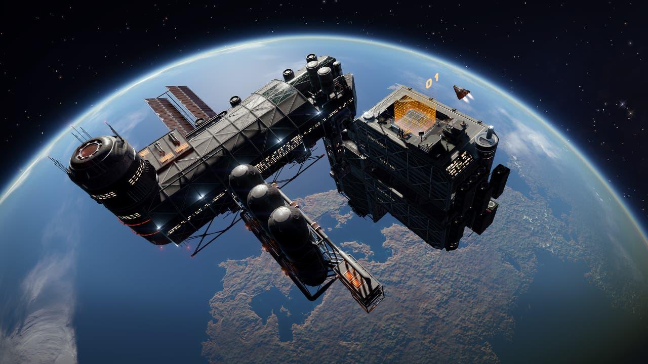 Elite Dangerous screenshot espacial