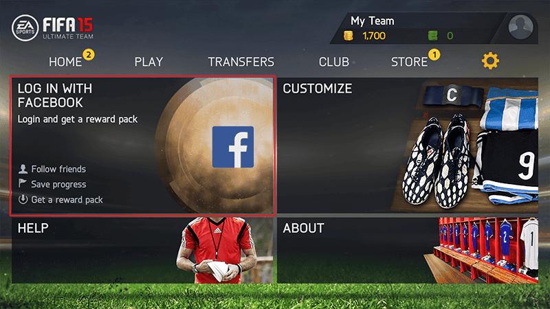 FIFA 15 MOVIL