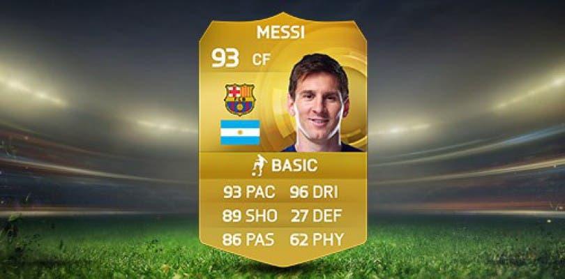 EA Sports sortea un Leo Messi para FIFA 15 Ultimate Team