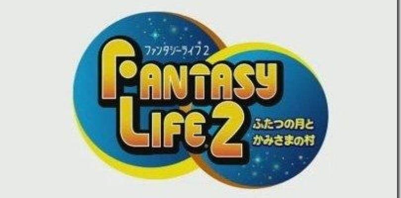 LEVEL-5 anuncia Fantasy Life 2: Is A Village-Building