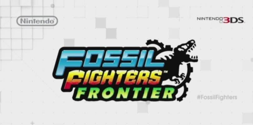 Fossil Fighters: Frontier fija su lanzamiento en europa