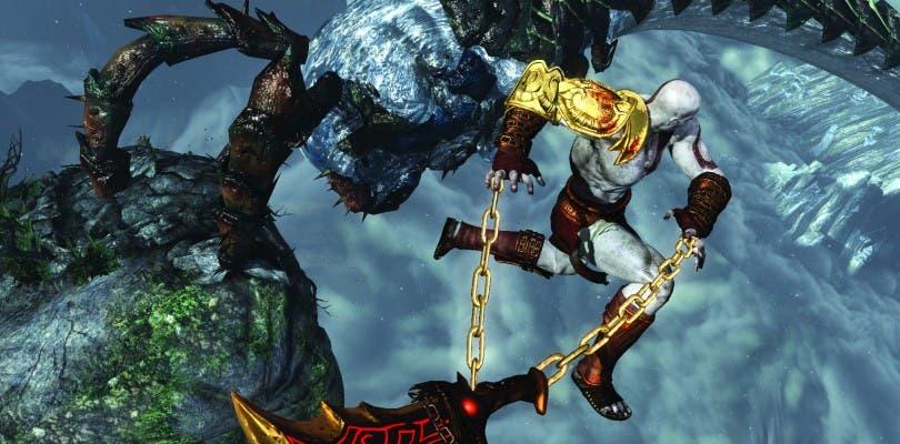 Nuevas imágenes de God of War III Remastered