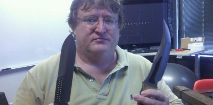 Gabe Newell será un jefe final en Crawl