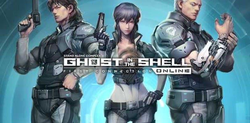 Ghost in the Shell Online llegará a Europa a finales de año