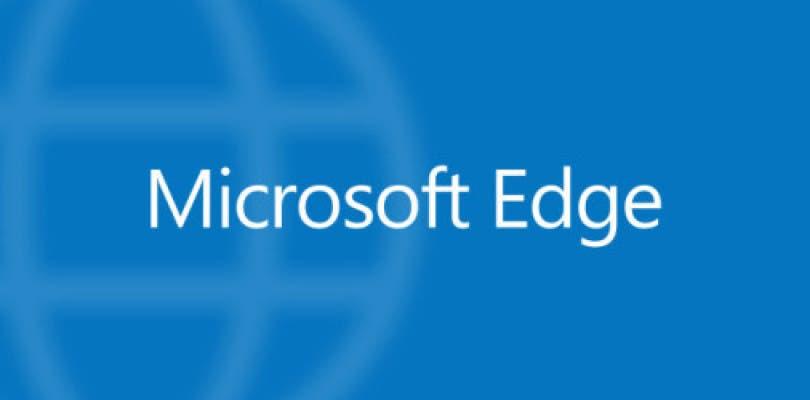 Edge es el nombre final del nuevo navegador de Microsoft
