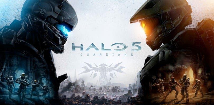 El modo Warzone de Halo 5 será una mezcla entre dominio y tiroteo