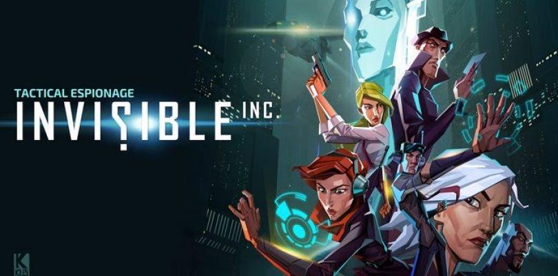 Invisible Inc. llegará a PlayStation 4 y confirma su fecha de lanzamiento en PC