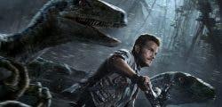 Nuevo clip de Jurassic World con Chris Pratt escapando de dinosaurios