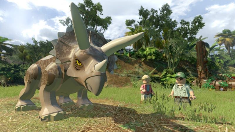 LEGO Jurassic World_1