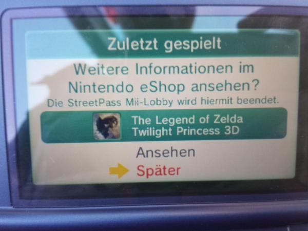 Legend of Zelda Twilight Princess 3d